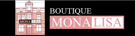 "Boutique ""Mona Lisa"" Logo"